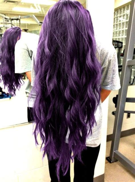 hair color put your picture best 25 long purple hair ideas on pinterest dark purple