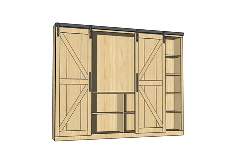 Sliding Barn Door Frame How To Build A Sliding Barn Door Modular Robinson House Decor How To Build A Sliding