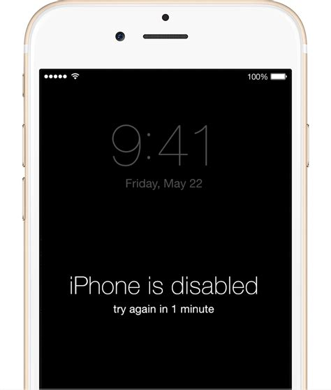 my iphone is disabled request use fingerprint to bypass passcode lock out jailbreak