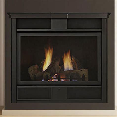 24 symphony vfc contemporary vent free fireplace