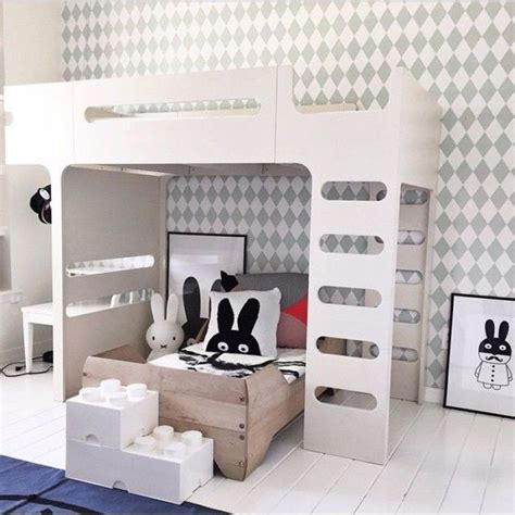 rooms with bunk beds modern rooms with bunk beds petit small