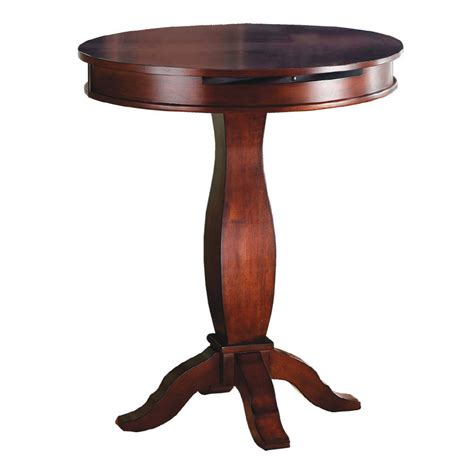 Table Tops Lowes by Shop Berkline Family Dining Carson Pub Table Top Top