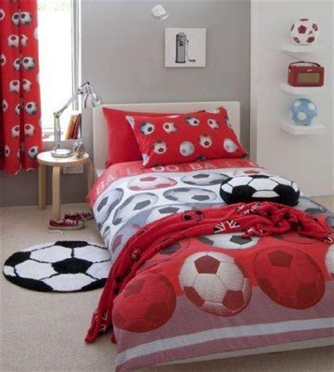 soccer bedding soccer bedding set red cool bedding set pinterest