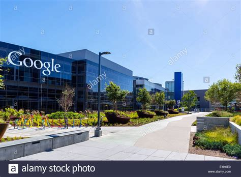 google office in usa google head office cus mountain view california usa