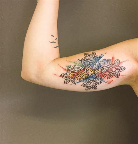 kaleidoscope tattoo 15 best images about kaleidoscope on