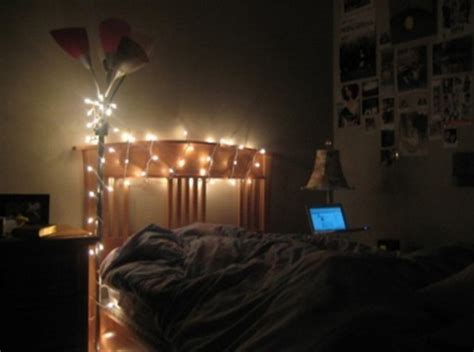 bedroom with christmas lights 48 romantic bedroom lighting ideas digsdigs
