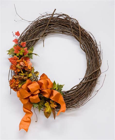 easy bow making    bows diy fall wreath