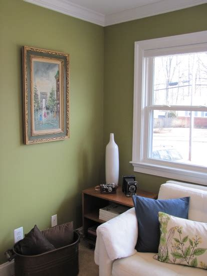 green painted rooms imgs for gt olive green wall paint