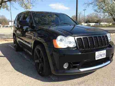 2008 Jeep Grand Srt8 For Sale Purchase Used 2008 Jeep Grand Srt8 Sport Utility