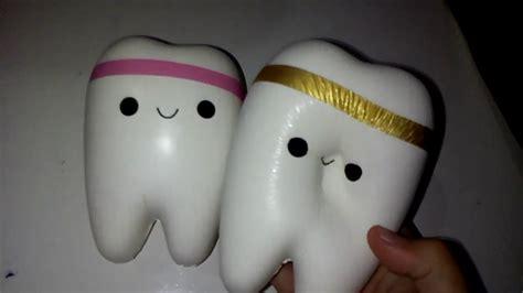 Squishy Gigi I Teeth Licensed squishy i teeth gold wowwww cuma 60k