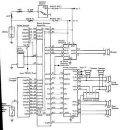 great news i found the wiring diagram for the entire stereo system page 5 club lexus forums