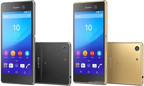 Hp Sony Xperia M5 Dual sony xperia m5 pictures official photos