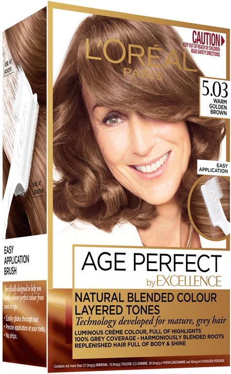 excellence age by l or 233 al excellence age brunettes reviews