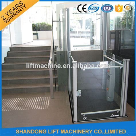 Small Elevators For Home Use 1 8m Wheelchair Lift Home Use Small Elevator Buy Home