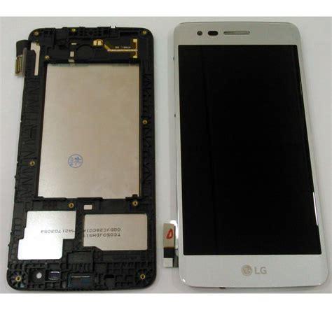 Lcd K8 lg k8 2017 ms210 pantalla lcd tactil plata marco original