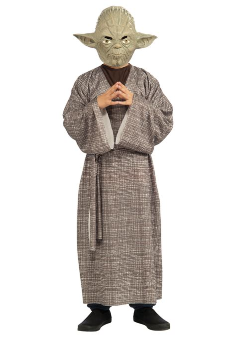 yoda costume child s yoda costume yoda costumes for