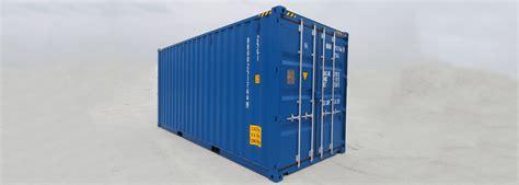 container 20 piedi misure interne guida ai container per i carichi merci transporteca