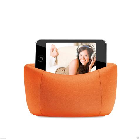 bean bag desk bean bag sofa chair mobile phone holder to fit all brands