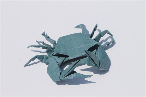 How To Make Origami Crab - 26 great origami models for when you re feeling a bit crabby