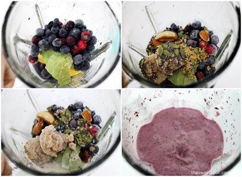 Hyman Breakfast Detox Smoothie by Beverage The Sweet Spot