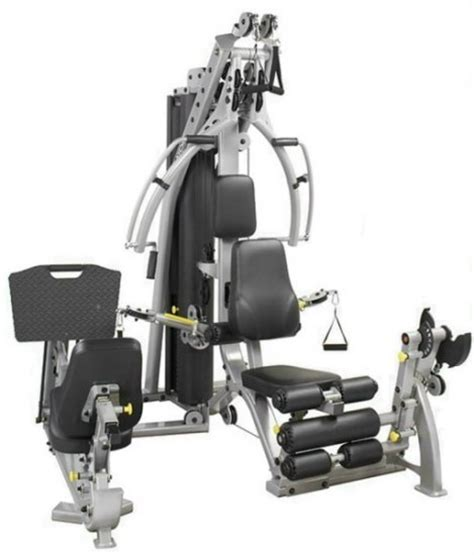 batca fusion 2 system with leg press from pluto