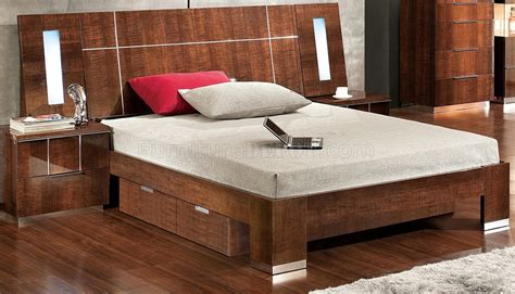 b20 bedroom in figured sycamore by pantek w options