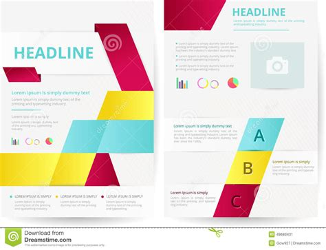 a4 layout design free two pages and flyer background layout design in a4 size