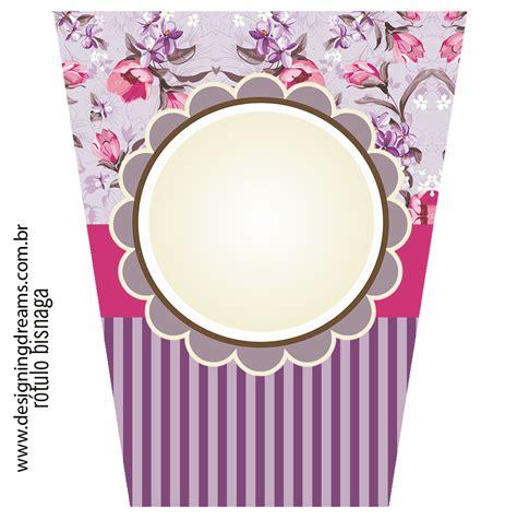 purple shabby chic sweet 16 free printable mini kit oh