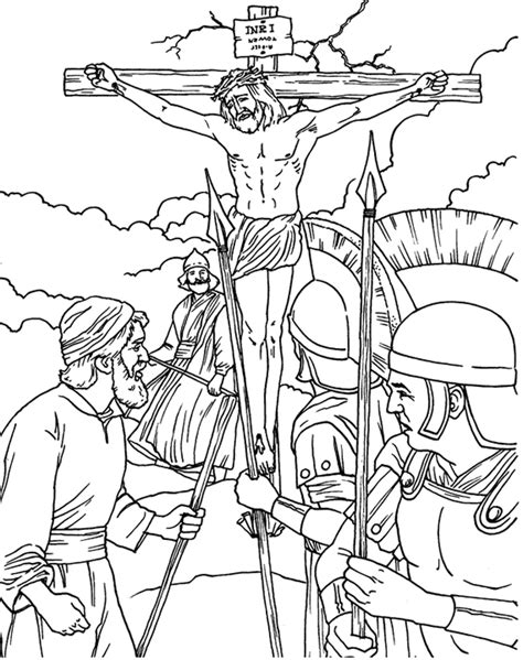 god so loved the world coloring page 2