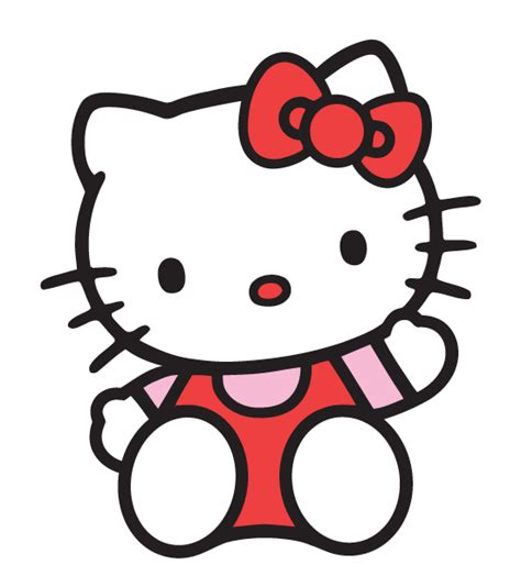 wallpaper hello kitty vector hellow kitty vector free graphics pinterest see more