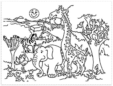 zoo coloring pages printable 95 zoo coloring pages great zoo coloring pages cool