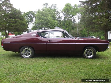 Ford Fastback by 1968 Ford Fairlane 500 Fastback