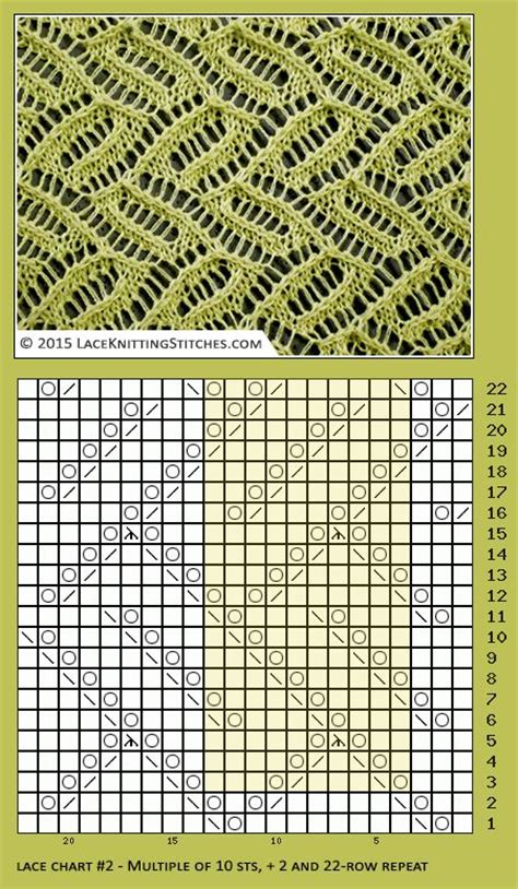 knitting diagram 176 best images about lace knitting stitches on