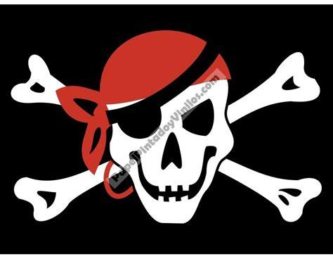 imagenes de calaveras infantiles para imprimir fotomural originales bandera pirata f1715