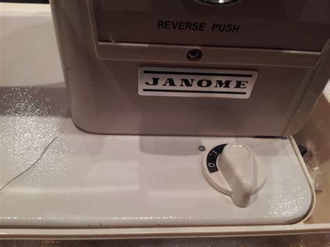 Mesin Jahit Janome Second menjahit suka suki mesin jahit second