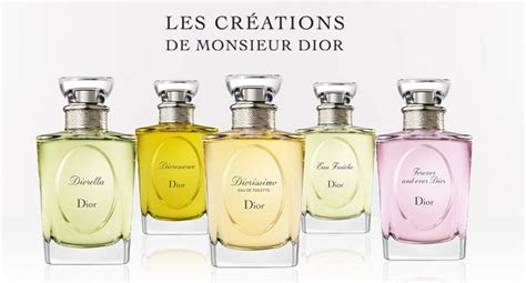 Parfum Forever And les creations de monsieur dioressence christian