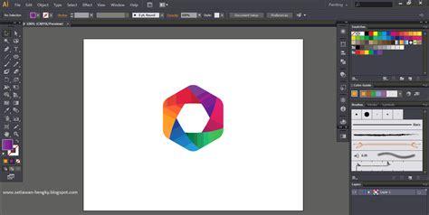 tutorial adobe illustrator cs5 untuk pemula 5 tutorial membuat logo dengan illustrator