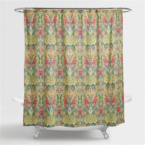 alessia shower curtain world market
