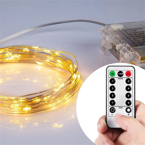 Color Changing Led String Lights With Remote Outdoor Color Changing Led String Lights