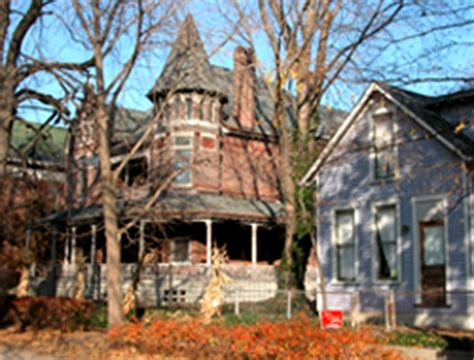 cottage home historic district indianapolis a discover
