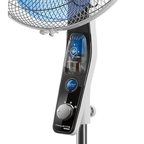Rowenta Mosquito Protect by Standing Fan With Anti Mosquito Setting Rowenta Ultimate