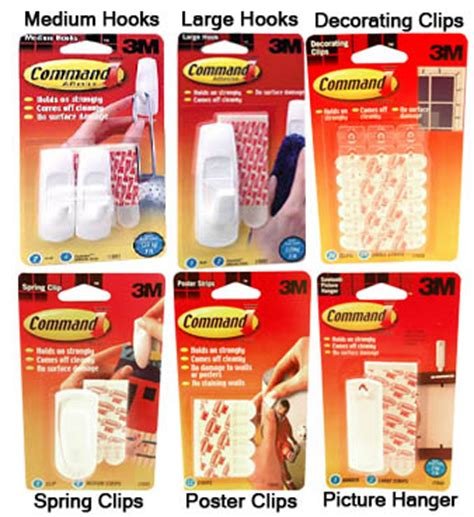 stick on wall nails adhesive hooks and hangers 3m innovation