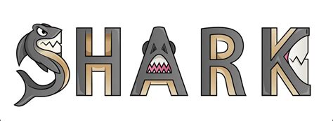 free shark fonts shark font by thorno 15