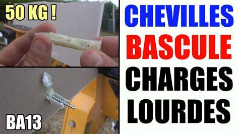 Cheville A Frapper Rail Placo by Cheville A Bascule Charges Lourdes Placo Ba13 Ba16 Ba10