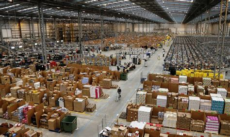 amazon help inside amazon s warehouses business insider