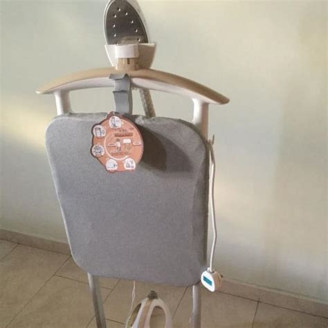 midea steam iron  ironing board home appliances  carousell