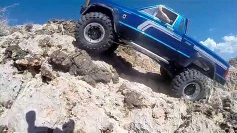jeep comanche mountain jeep comanche 4x4 mountain crawl ferndogg310 youtube