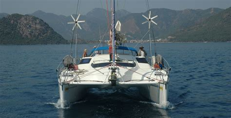 catamaran to sail around the world catamaran voyages around the world join the crew of exit
