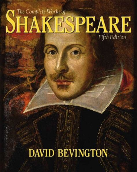 libro phoenix a complete bevington complete works of shakespeare the 6th edition pearson