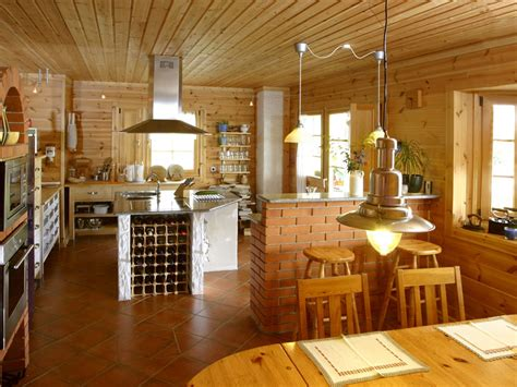 interno casa di legno interni cf36 187 regardsdefemmes